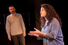 Semites at Bunker Theatre - Photo Mark Senior