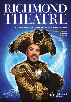 Richmond Theatre Robert Lindsay