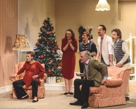 Season's Greetings by Alan Ayckbourn - Credit Mark Turner @MarkMakesPhotos