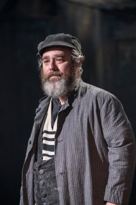 Fiddler On The Roof At The Menier Chocolate Factory Review