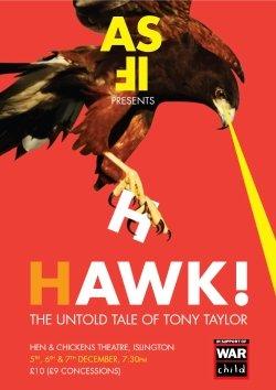Hawk! The Untold Tale of Tony Taylor