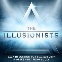 Illusionists London Teaser