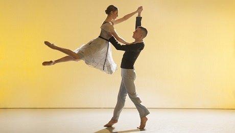 Richard Alston Dance Company at New Theatre Oxford