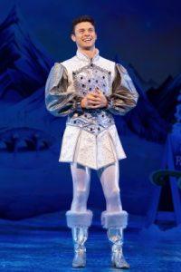 Snow White at The London Palladium - Charlie Stemp as Prince Harry of Hampstead - Photo Paul Coltas.