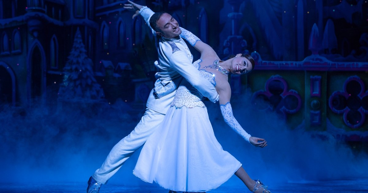 Snow White At The London Palladium Review