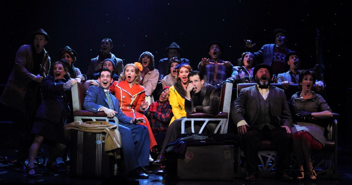 Irving Berlin S White Christmas At The Curve Theatre