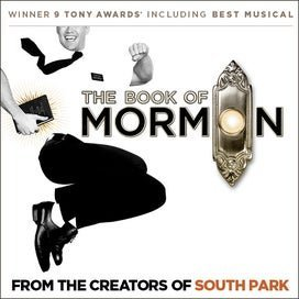 The Book of Mormon Wednesday Matinee Tickets