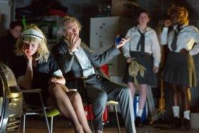 Cate Blanchett and Stephen Dillane - credit Stephen Cummiskey.