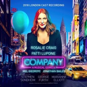 Company Cast Recording London 2018 Production