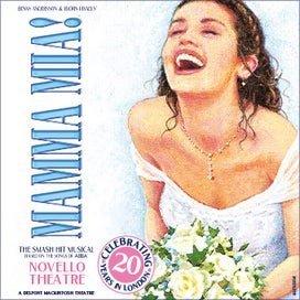 Mamma Mia Matinee Tickets