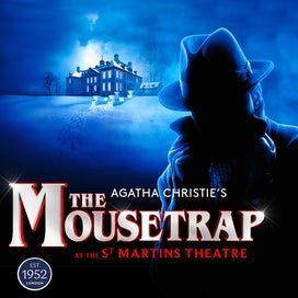 The Mousetrap Tuesday Matinee Tickets