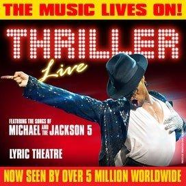 Thriller Live Matinee Tickets