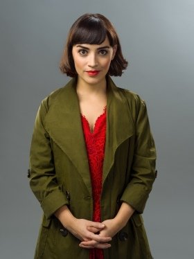 Audrey Brisson is to star as Amélie in Amélie The Musical. Photo-©-Michael-Wharley