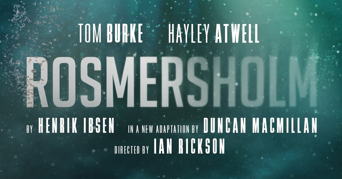 Rosmersholm London Theatre Tickets Duke of York's Theatre