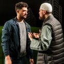 Synergy Theatre Projects presents There is a Field by Martin Askew Archie Backhouse (Saleh) and Sam Frenchum (Mark/Abdullah)