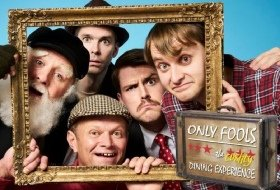 Cast: Only Fools, The (Cushty) Dining Experience