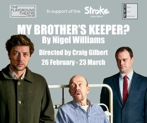 My Brother's Keeper? - Credit Bertie Beor-Roberts.