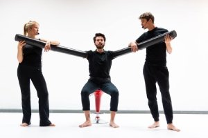 Pain(t) by Richard Foreman - Rehearsal Image