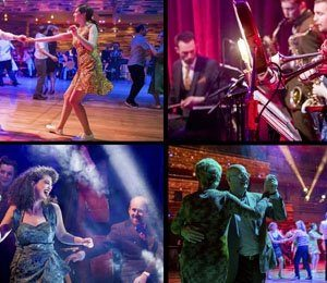 Swing That Music: Down for the Count & Swing Dance MK