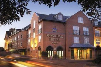 Best Western Monkbar Hotel