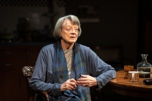 Maggie Smith (Brunhilde Pomsel). Photo Credit Helen Maybanks.