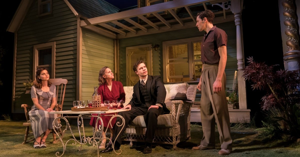 Miller And Sons >> All My Sons by Arthur Miller at the Old Vic Theatre | Review