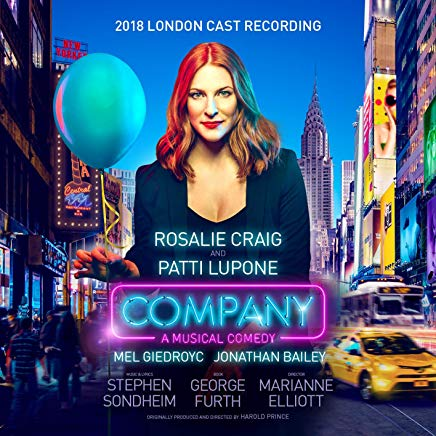 Company (2018 London Cast Recording)
