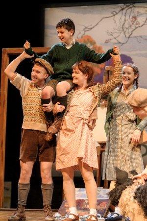 Children's Theatre Partnership. Goodnight Mr Tom.