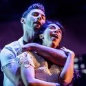 West Side Story - Andy Coxon - Tony, Gabriela Garcia - Maria - image Richard Davenport of The Other Richard.