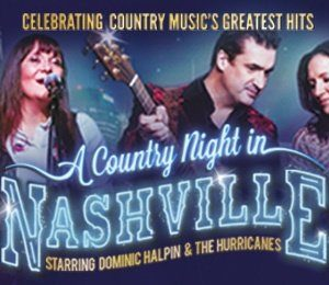 A Country Night in Nashville at Aylesbury Waterside Theatre