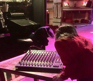 Backstage World at Theatre Royal Brighton