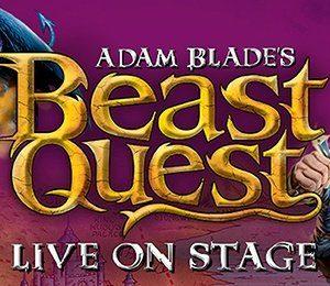 Beast Quest at Milton Keynes Theatre