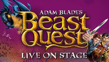 Beast Quest at Theatre Royal Brighton