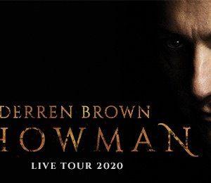 Derren Brown: Showman at Milton Keynes Theatre