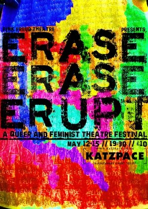 Erase Erase Erupt