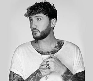 James Arthur at Regent Theatre