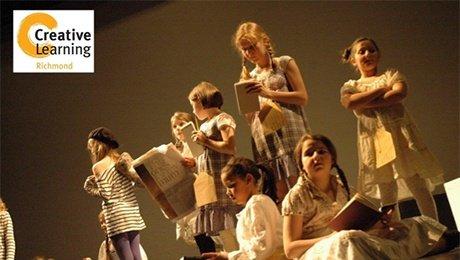 Mini Performers Skills Builder at Richmond Theatre