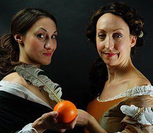 Oranges & Ink at Studio at New Wimbledon Theatre