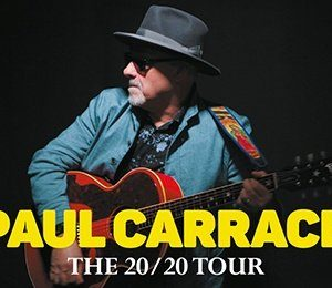 Paul Carrack - 2020 Tour at Aylesbury Waterside Theatre