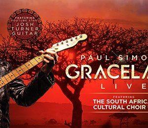 Paul Simon's Graceland Live at Edinburgh Playhouse