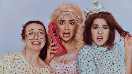 Scream Phone at Studio at New Wimbledon Theatre