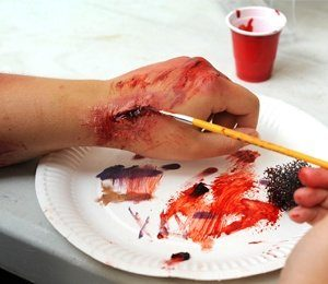 Special Effects Taster Workshop at New Theatre Oxford