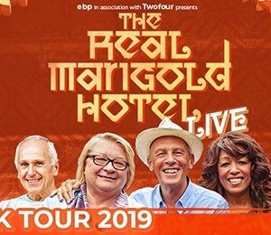 The Real Marigold Hotel Live at Richmond Theatre