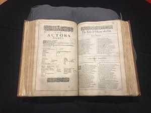 The Life of Henry the 5th (First Folio)