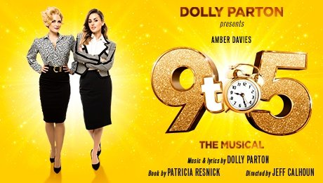 9 To 5 The Musical at New Victoria Theatre