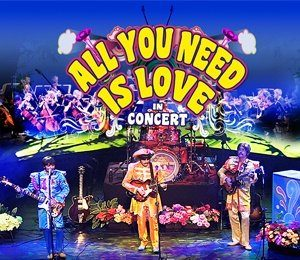 All You Need Is Love at The Alexandra Theatre, Birmingham