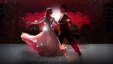 Anton & Erin - Dance Those Magical Movies at New Victoria Theatre