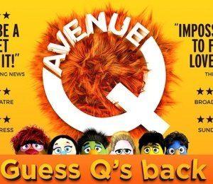 Avenue Q at Milton Keynes Theatre