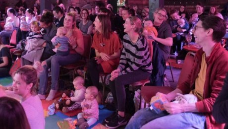 BYOBaby Comedy (30th September 2019) at Studio at New Wimbledon Theatre
