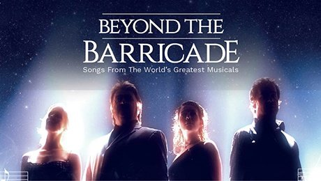 Beyond The Barricade at New Wimbledon Theatre